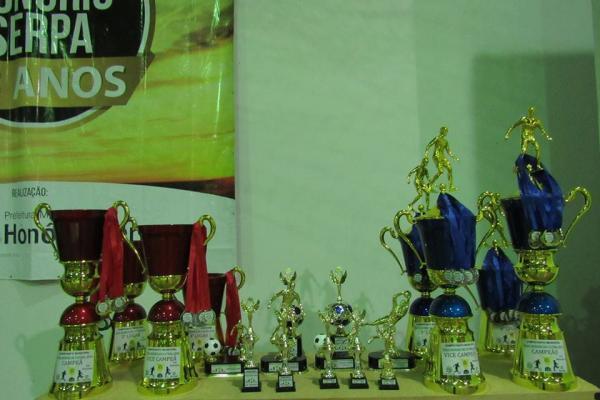 Encerrado o Campeonato Municipal Taça Sicredi 2018 em Honório Serpa