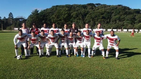 Em casa, a equipe Veteranos de Palmas goleia o Treze Tílias