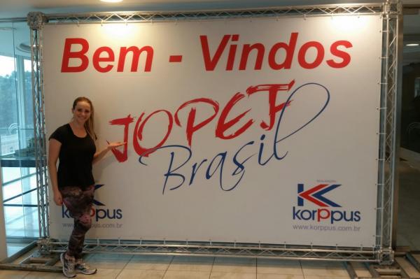 Mariópolis teve representante no 32º JOPEF Brasil em Curitiba