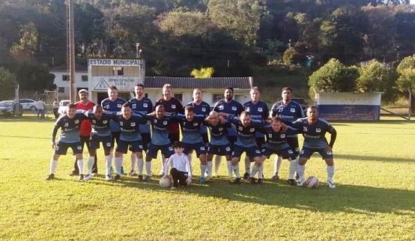 Veteranos Palmas vence fora de casa a equipe do Lacerdópolis