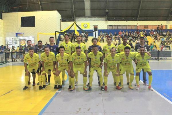 Sábado (23) a AAEMA Mariópolis vai em busca de uma vaga para a final dos Jogos Abertos