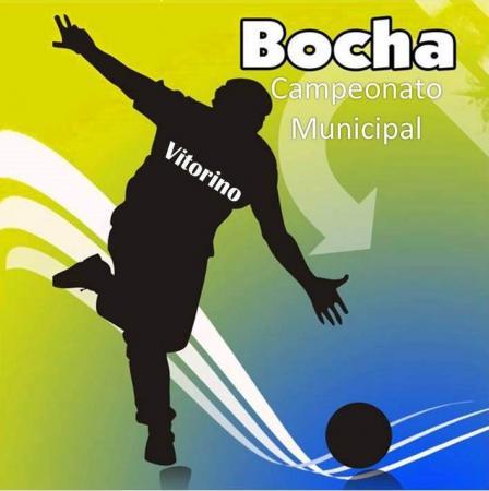Campeonato Municipal de Bocha em Vitorino tem programação nesta sexta