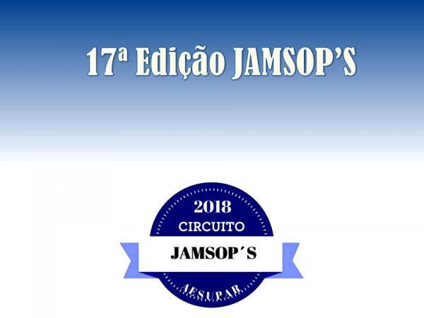 Encerra nesta sexta-feira (13) as inscrições de atletas para o Circuito Jamsops 2018