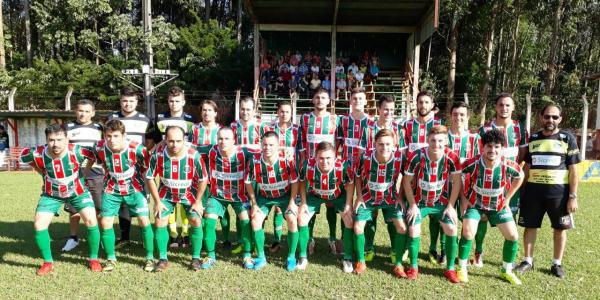 Capanema é a primeira equipe classificada para a semifinal da Copa Sudoeste
