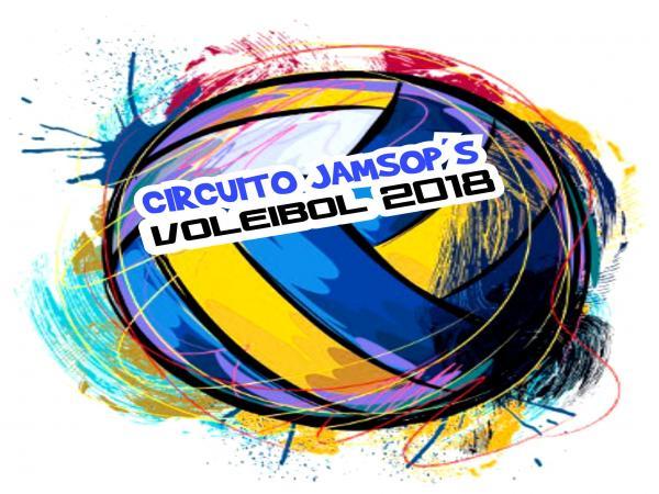 14 equipes confirmadas para as disputas do Voleibol do Circuito Jamsop´s 2018