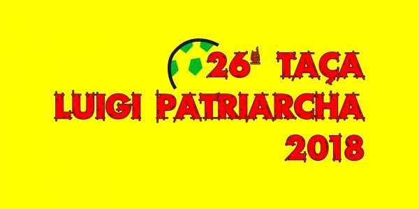 Mariópolis terá 12 equipes na 26ª edição da Taça Luigi Patriarcha em Pato Branco