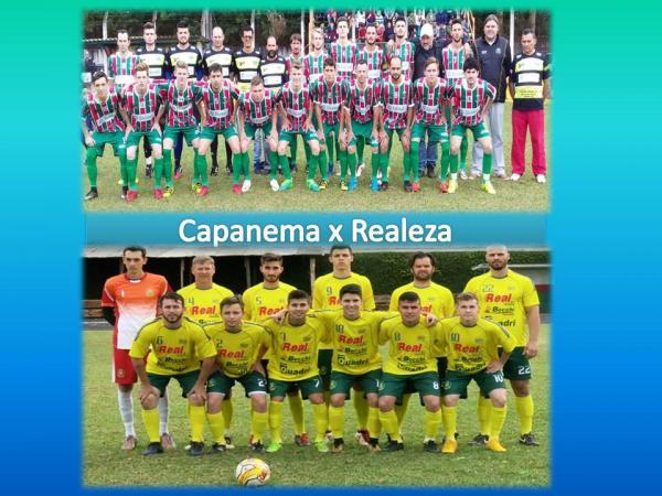 Realeza e Capanema fazem final inédita da XVI Copa Sudoeste de Futebol