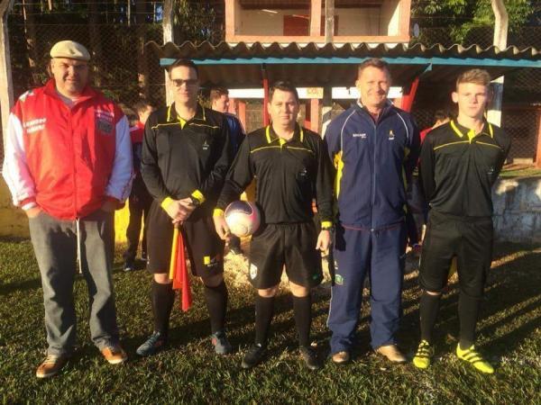 Começou a Fase Municipal do Jogos Escolares Bom de Bola em Capanema