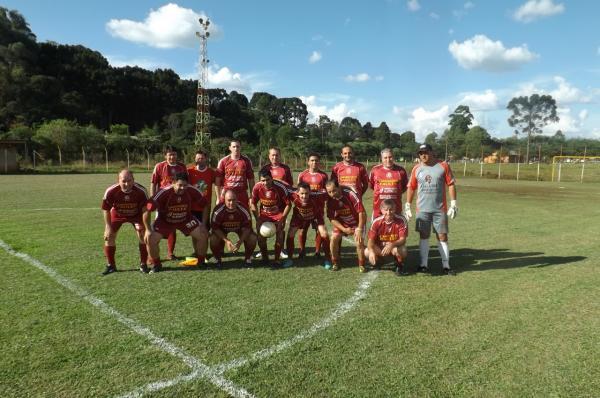 Veteranos Masters de Mariópolis enfrentam fora de casa a equipe dos Veteranos de Lajeado Antunes