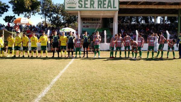 Realeza e Capanema empatam no primeiro jogo da decisão da Copa Sudoeste