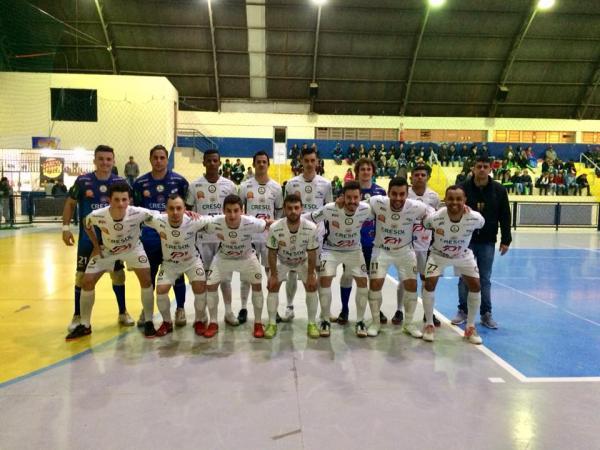 AAEMA Mariópolis vence Maringá e garante vaga na próxima fase da Série Prata