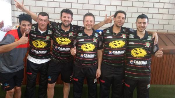 Equipe de Bocha de Palmas está novamente entre os 8 finalistas do Paraná – Divisão A