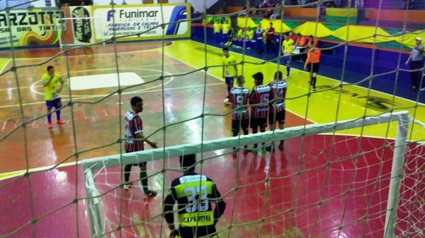 Confira como foi a segunda rodada da Copa Sudoeste de Futsal