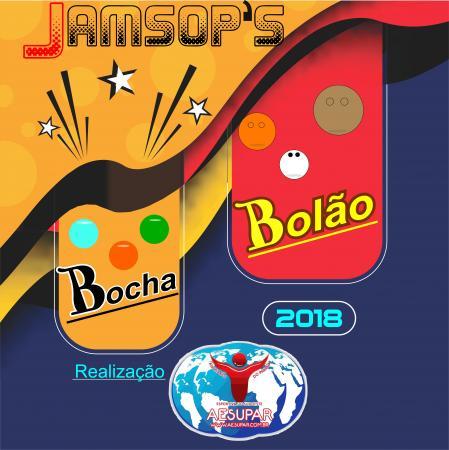 Dia 29 de setembro inicia a Bocha e o Bolão no Circuito Jamsop´s