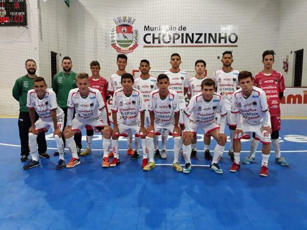 Nove jogos e muitos gols no início do returno da 1ª Fase da Copa Sudoeste de Futsal