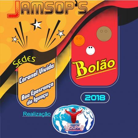 Neste sábado (29) acontecem as eliminatórias do Bolão dos Jamsop´s 2018