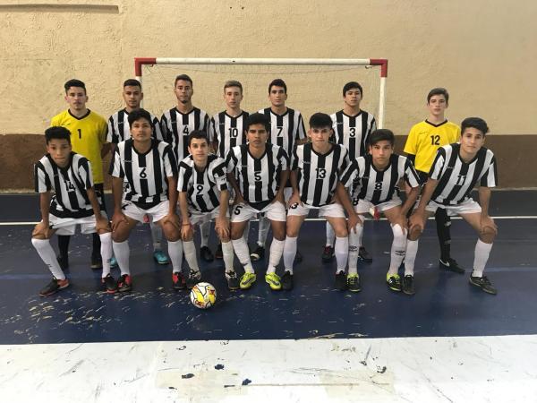 Pelo grupo A, Clevelândia é campeã da 1ª Etapa do Circuito Jamsop´s de Futsal Masculino