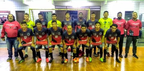 Santo Antonio vence Marmeleiro em jogo de ida da Copa Sudoeste de Futsal