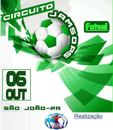 Futsal: São João encara Saudade do Iguaçu neste sábado no Circuito Jamsop´s