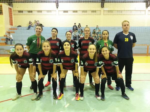 Capanema recebeu primeira Etapa do Circuito Jamsop´s de Futsal