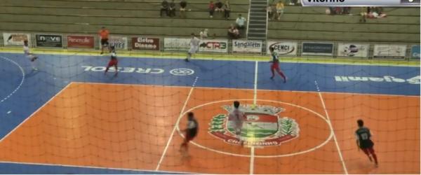 Vitorino vence Chopinzinho e larga na frente nas quartas da Copa Sudoeste