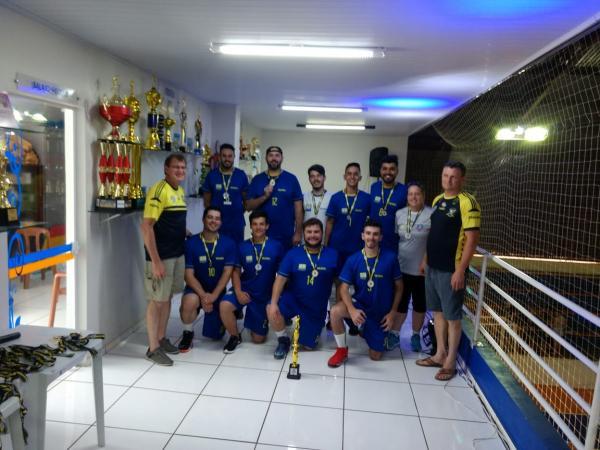 Voleibol: Dois Vizinhos e Beltrão são os campeões dos JAMSOPS 2018