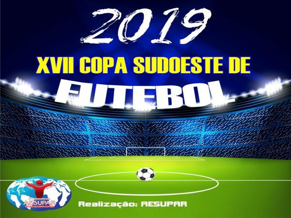 XVII Copa Sudoeste de Futebol - 2019