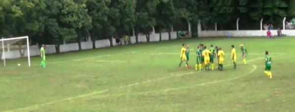 Muitos gols na 3ª rodada da XVII Copa Sudoeste de Futebol
